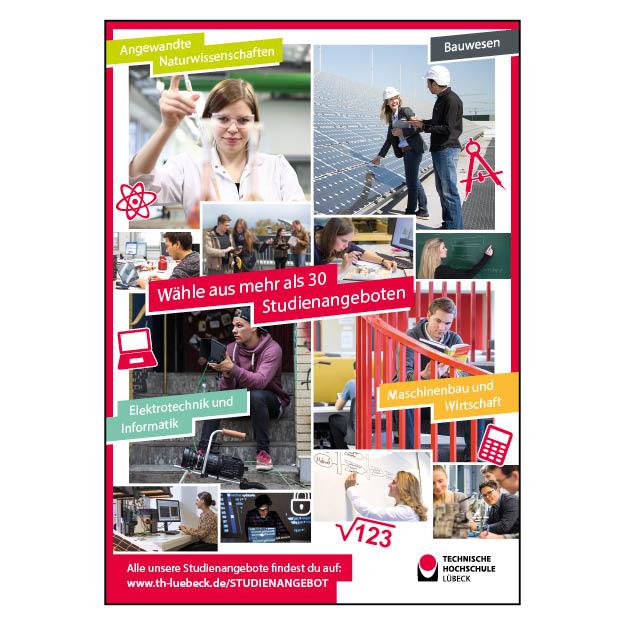 Technische Hochschule Lübeck (1/1 Seite DIN A4)